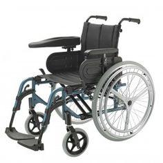 Silla de ruedas INVACARE Action 4 Versión Hemiplejía. #antiescaras. #Silladeruedas #movilidad #accesibilidad #escaras #terceraedad #mayores #discapacidad #ortopedia #ortopediaplus #Wheelchair #aluminio #aluminium #orthopedia #orthopedic