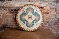 Beautiful Mandala Painting. $175.00, via Etsy.