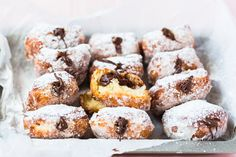 Thermomix Nutella Beignets