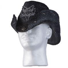 Custom Wornstar Rocker Cowboy Hat WSCH-135 ebdeaed740d9