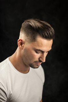 Man Haircut . Hair Style of 2015