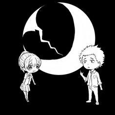 "Adoll on Twitter: ""Suki!!!! Tsuki??? #drawing #lineart #dailydrawing #KoeNoKatachi #聲の形 https://t.co/6r6jasGh0r"""