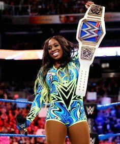 Naomi is New WWE SD Women's Champion
