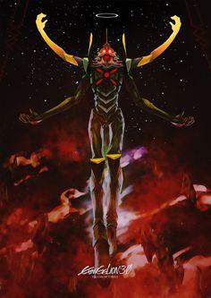 Evangelion - Eva Unit 13