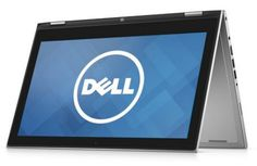 2015 Newest Model Dell Inspiron 7000 Convertible Tablet & Laptop Latest Intel G. Core Memory HDD USB Bluetooth Windows (Free Upgrade to Win Silver Latest Laptop, Display Technologies, Display Resolution, Best Laptops, Card Reader, Hdd, 2 In, Convertible