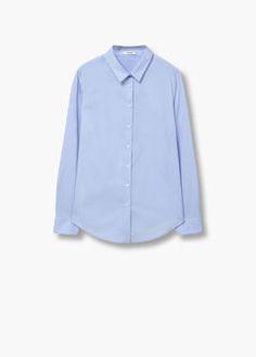 Pamuklu gömlek