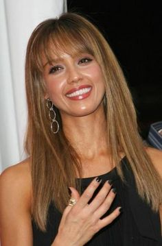 Super Bobs Fringes And Long Bob Haircuts On Pinterest Hairstyles For Women Draintrainus