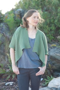 angela by jerusha robinson / quince & co chickadee