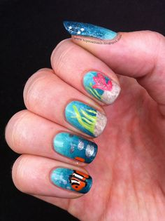 Topcoat Nails