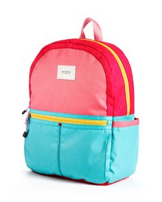 Kane Backpack - Pink/Mint - Minou Kids