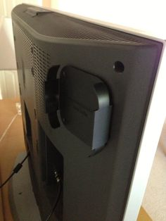 Amazon.com: Out Of Sight Bracket for the Apple TV - Easy Professional Looking Installation: Electronics