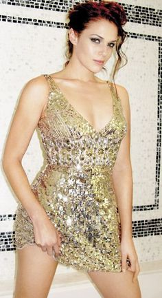 Amanda Righetti COMPLEX shoot