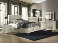 Magnussen Home Furnishings Inc. | Home Furniture | Bedroom Furniture | Dining Furniture | Bedroom Furniture | Tables > Item Detail