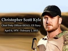 """Today has been declared """"Chris Kyle Day"""" by Texas Governor Greg Abbott. I'm working on a tribute post for fallen heroes Chad Littlefield and Chris Kyle. Hope you guys get a chance to see it. -Rick"""