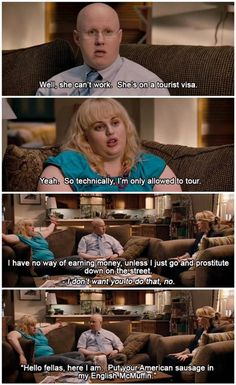 This movie is the best. Love Rebel Wilson!
