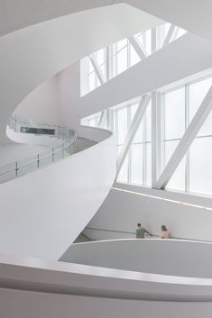 Expansion Of The Musée National Des Beaux-arts Du Québec (MNBAQ) by OMA - Office for Metropolitan Architecture (Rem Koolhaas and Shohei Shigematsu) / Quebec, Canada - 2016