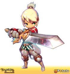 Dragonica - Warrior