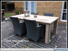 tafel Billy steigerhout