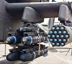 AH-64 Apache weapons
