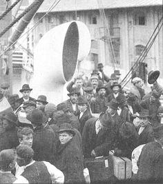 Austro-Hungarian Emigrants, Triest