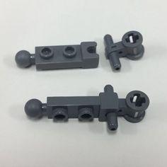 Simpleitst gun build ever Lego Mecha, Lego Robot, Lego War, Instructions Lego, Technique Lego, Lego Machines, Micro Lego, Lego Ship, Lego Spaceship