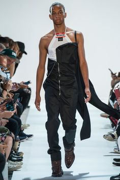 Hood By Air - Spring 2017 Ready-to-Wear