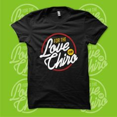 For the love of chiro by Arace
