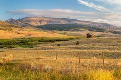 Montana prairie at sunrise, near Harrison. Photo by Pat Snyder.