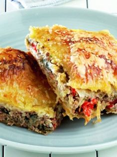 Cookbook Recipes, Meat Recipes, Cooking Recipes, The Kitchen Food Network, Minced Meat Recipe, Greek Dishes, Frozen Meals, Greek Recipes, Easy Cooking