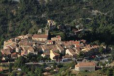 Gréolières by Papipo, via Flickr
