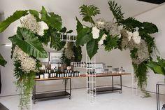Event designer and stylist, Jason James Design, Sydney Australia . Wedding design, birthday, flower and table design, Food display and custom designed cart