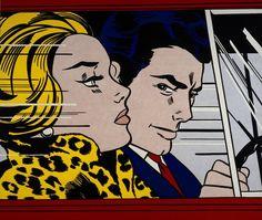 This autumn Tate Liverpool will be showing works by Roy Lichtenstein