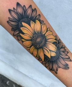 Forearm Cover Up Tattoos, Cover Up Tattoos For Women, Best Cover Up Tattoos, Finger Tattoo For Women, Shoulder Tattoos For Women, Arm Sleeve Tattoos, Finger Tattoos, Body Art Tattoos, Sunflower Tattoo Shoulder