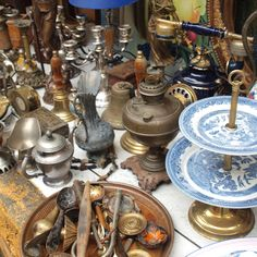 The Cukurcuma neighborhood, just a short walk down the hill from Istanbul's busy Istiklal Street, is an antique, vintage, and retro lover's delight.   Step onto Fiak Pasa Street or Turnacibasi Street and you step back in time. Here you can find eclectic shops filled with the possessions of genera...