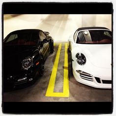 D.Wade and LeBron Have the Same Porsche