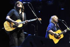 """Backed by the DSO, the Indigo Girls delight the audience at the Meyerson"" via DallasNews.com"