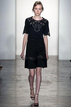 Jonathan Simkhai Spring 2016 Ready-to-Wear Fashion Show - Irina Kravchenko