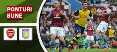 Arsenal vs Aston Villa - Premier League - Analiza si pronostic - Ponturi Bune