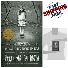 Miss Peregrine's Home for Peculiar Children by Ransom Riggs 2013 Paperback NEW