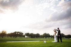 Jordan + Spencer | Outdoor Summer Wedding | TPC Four Seasons | @f8studiowedding
