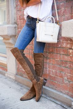 STEPPING into FALL with STUART WEITZMAN