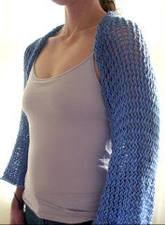 Pegs & Needles: Loom Knitting How To : U-Turns
