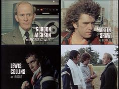 'The Professionals' originally ran from 1977 to 1983, starring Martin Shaw as Raymond Doyle, Gordon Jackson as George Cowley, and Lewis Collins as William Andrew Philip Bodie.