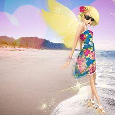 I love summer! #Summer #AirNZFairy #SummerOutfit #love