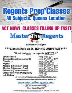 Regents Review - Master the Regents - Regents Exam Review - New York