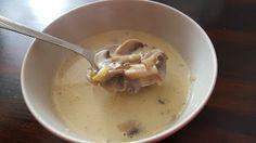 Marta kulinarnie: Ekspresowa zupa serowa