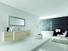 054-Azzurra Arredo bagno Lofty6 | Bathroom - big | Pinterest