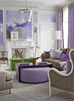 Designing A Colorful Living Room Scheme Can Be An Exciting Design  Challenge, Helping To Make Your Space Feel Warm, Comfortable And Extremely  Inviting.