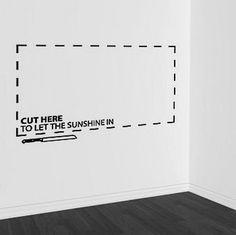 cut here.