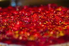 Rich Red Raspberry Pie @mrbennettkent #red #macro #photography